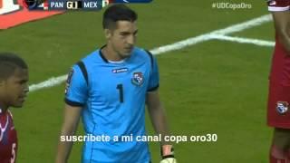 Panama Vs Mexico 2-1 Semi Final  Copa Oro 2013