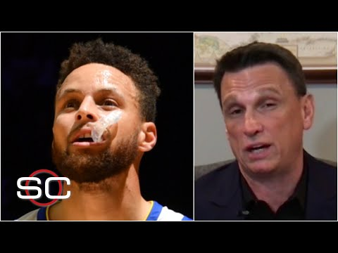 Reacting to Steph Curry's 49 vs. the 76ers: He might be 'saving' the regular season!  SportsCenter