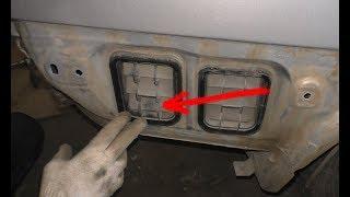 видео Почему потеют стекла в авто и как от этого избавиться?