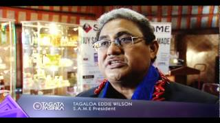 Samoa Trade Expo 2014 Launches At Samoa House In Auckland