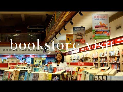 Dymocks Bookstore | Sydney Vlog 2016 | heykebe