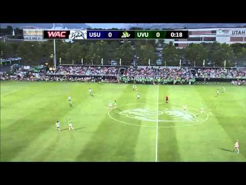 NCAA Soccer: Utah State University at Utah Valley University