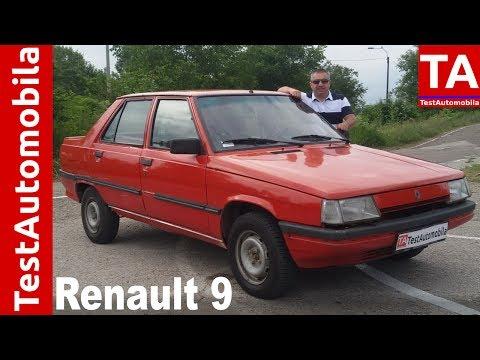 RENAULT 9 - Počasni krug