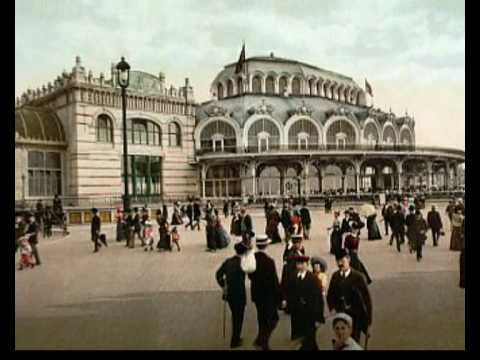 Ostend (Oostende), Belgium at the Age of Belle Epoque