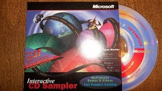 Microsoft Interactive CD Sampler (1996)