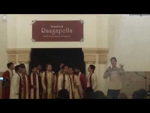 Stanford Raagapella's @ Toyon Hall on May 12th, 2016