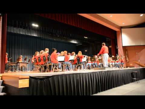 Poca Middle School Band-  Seize the Day!
