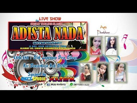 LIVE SHOW ADISTA NADA // RESEPSI PERNIKAHAN ABDUL AJIB ( AJIB ) & KUSNIYATI ( NIA ) // JENY'S STUDIO