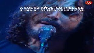 Chris Cornell: canciones para recordarlo