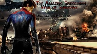 The Amazing Spider-Man Web Of Shadows Theatrical Trailer #2 (Fan Made)
