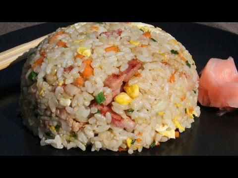 Chahan チャーハン : Le Riz Sauté Japonais - Cooking With Morgane