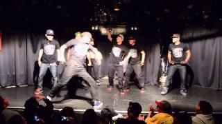 2012/12/18(tue) なんくるNight!!! @ eggman (Tokyo, JPN) <SPECIAL GU...
