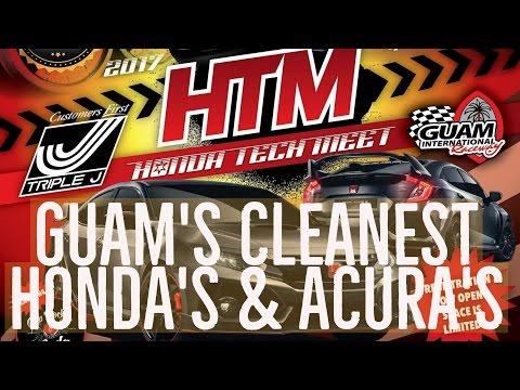 Triple J 10th Annual Honda Tech Meet Guam
