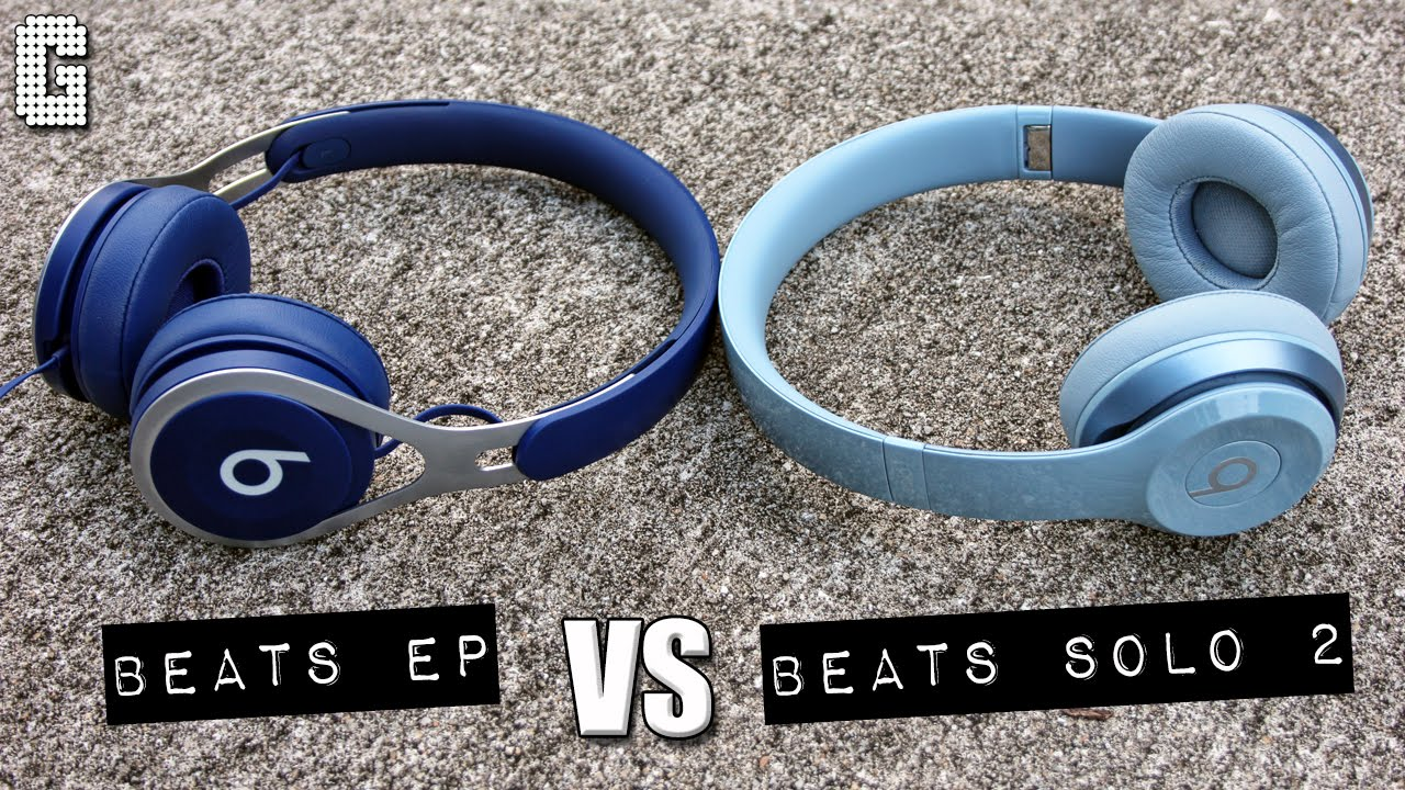 5d118a70212 Showdown  BEATS EP vs BEATS SOLO 2 - YouTube