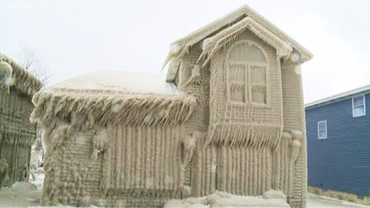 my house is frozen.. (HELP)