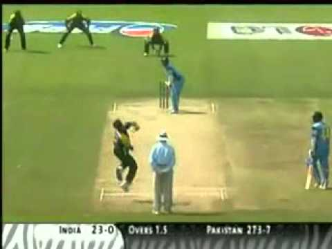 Sachin Tendulkar vs Shoaib Akhtar Ultimate Battle - Cricket