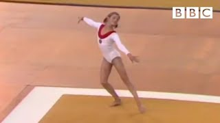 Gymnast Olga Korbut charms the World - Faster, Higher, Stronger - BBC Two