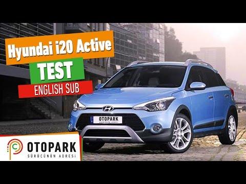 2016 Hyundai I20 Active 1.0 T-GDI | TEST [English Subtitled]