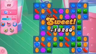Candy Crush Saga Level 19 pro