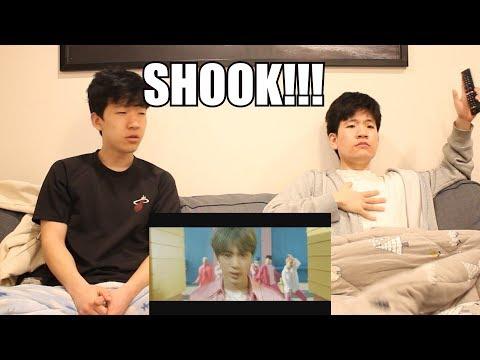 BTS (방탄소년단) '작은 것들을 위한 시 (Boy With Luv) feat. Halsey' Official MV REACTION [5AM SILENT CHALLENGE!!!]