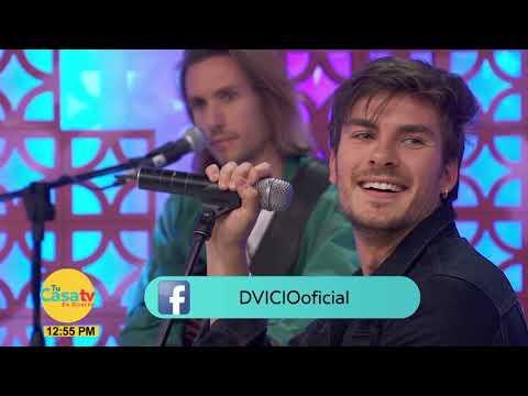 """DVICIO """"5 Sentidos"""" versión acústica en vivo"""