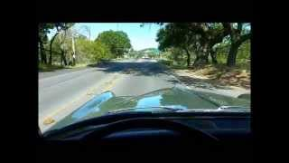 1967 Bentley T1 Test Drive in Sonoma Wine Country