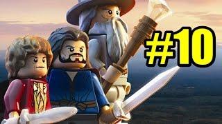 Смотреть Лего Хоббит прохождение #10