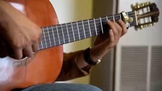 Anh Bằng - Nỗi Lòng Người Đi Solo Guitar