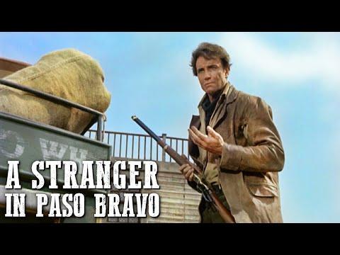 A Stranger in Paso Bravo | Entire Western Movie | Full Length | Spaghetti Western | Wild West
