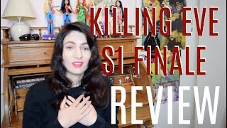 Killing Eve - Season 1 Finale Review