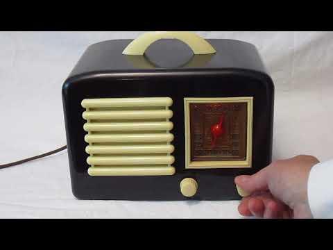 General Television 5A5 Radio (c. 1946)