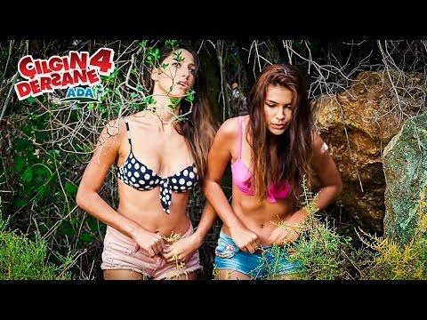 Çılgın Dersane 4: ADA - Issız Adada Çişi Gelen Kızlar
