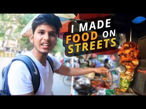 Best Street Food Made By Me | Pramod Rawat