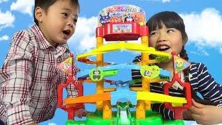 アンパンマン がんばれコロロン 大うんどうかい おもちゃ anpanman toy thumbnail