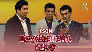 Boyvachcha SHOU 1-son   Бойвачча ШОУ 1-сон