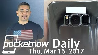 Samsung Galaxy S8 camera features, Google Assistant issues & more   Pocketnow Daily