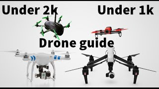 buyers guide drone quadcopter 2015