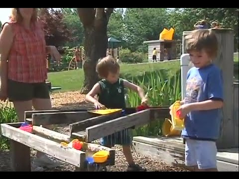 Engaging Young Children in the Outdoor Environment  (Video #166)