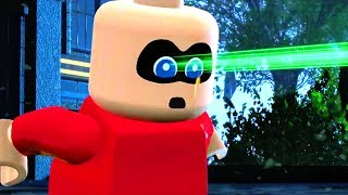 LEGO The Incredibles EXTENDED Game Trailer (Animation, 2018)