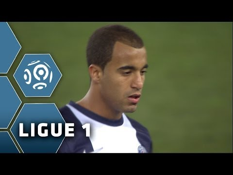 The INCREDIBLE Rush of Lucas Moura! - PSG-OM (2-0) - 2013/2014