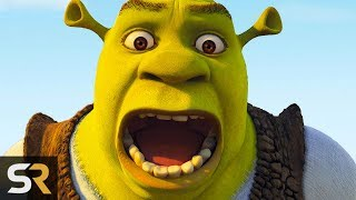 10 Times The Shrek Movies Were Not For Kids