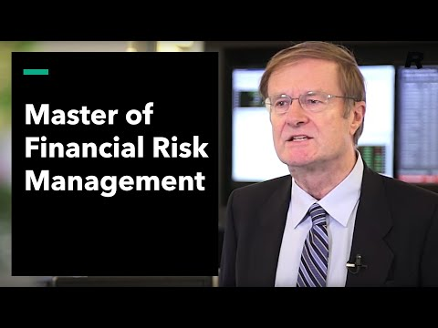 Introducing The Master Of Financial Risk Management