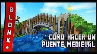 Como Hacer Un Puente En Minecraft