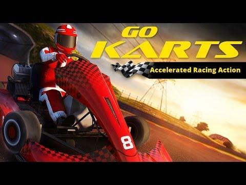 Go Karts - Ultimate 3D racing game for iPhone & iPad