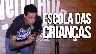 ESCOLA DO BAGULHO - STAND UP COMEDY - NIL AGRA