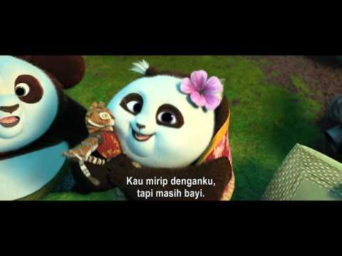 Kung Fu Panda 3 - Official International Trailer #2 | Indonesia