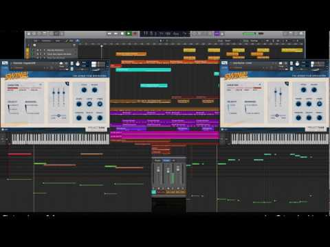 Swing More! Trailer Demo - DAWcast: Full Mix