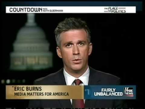 "Media Matters president Burns: Fox News ""a 24/7 political operation"""