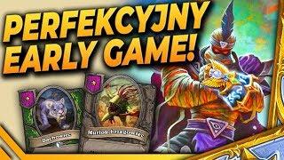 Perfekcyjny EARLY game! - Hearthstone USTAWKA