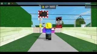 ROBLOX: Karton Lane auto. foot crossing review